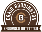 Craig Boddington endorsed outfitter