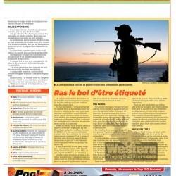 Article du Journal de Montréal sur Western Trophy Outfitters - janvier 2012 - page 2