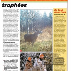 Article in Journal de Montréal about Western Trophy Outfitters - February 2011 (French) - page 2