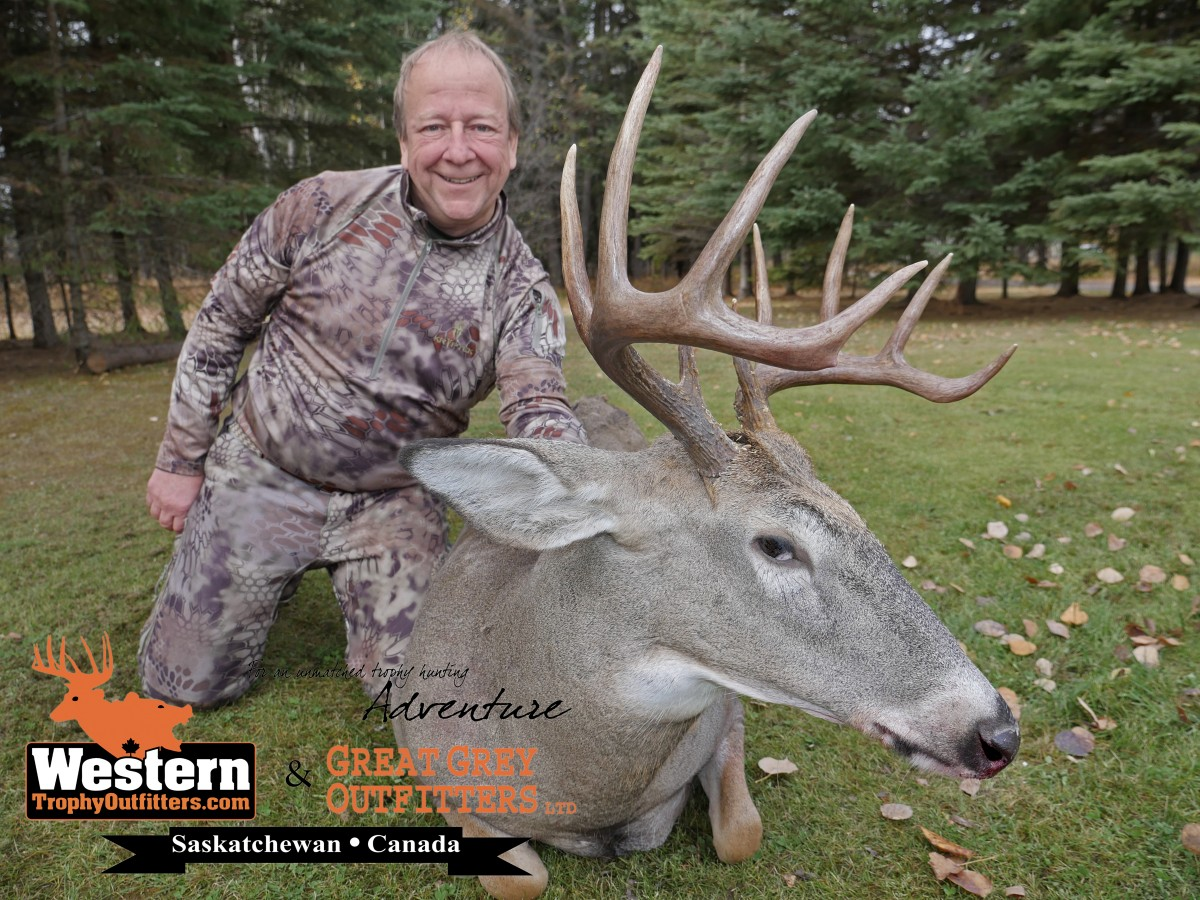 Western Trophy Outfitters & Great Grey Outfitters   Bear